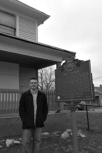 Art Tatum's House